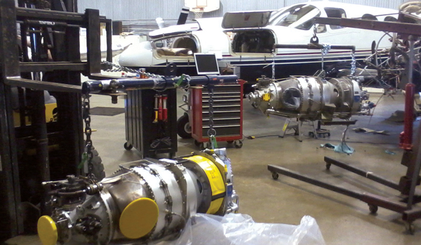 AirFlair aircraft maintenance