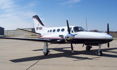 AirFlair Inc. aircraft charter Cessna 425