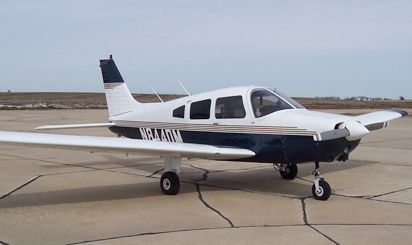 AirFlair Piper Warrior instruction fleet